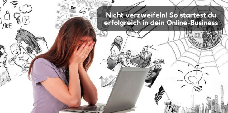 Online-Business füe Frauen